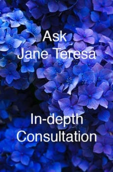 Ask Jane Teresa In-Depth Dream Consultation