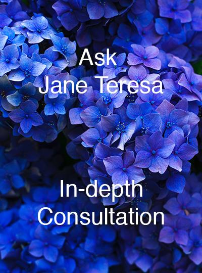 Ask Jane Teresa In-Depth Dream Consultation
